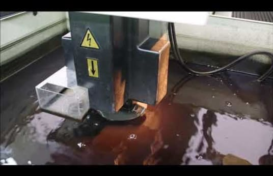 Electroerosionadora por hilo MITSUBISHI FX 10
