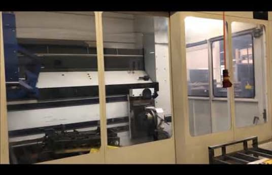 TRUMPF LASERCELL TLC 1005 3-D stroj za lasersko rezanje