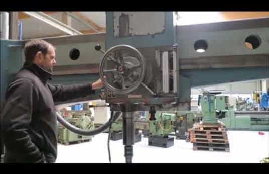 MAS VR 8A Radial Driller