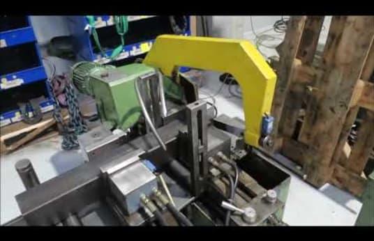 Oblúková píla CARIF 240 Automat