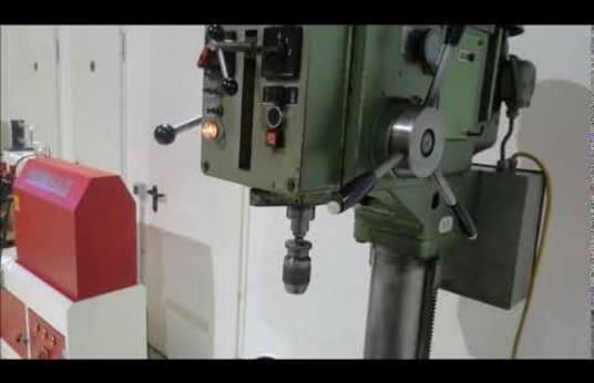 ALZMETALL Abomat 30 Drilling Automat
