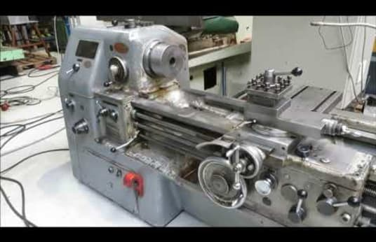 OKUMA LS Center Lathe: buy used