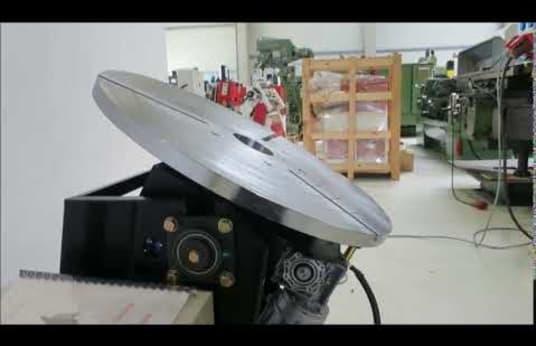 DUMETA D-BYT-500N WeldingTurntable