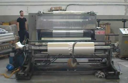 OMICRON TA 85/1600 Foil-Cutting Machine