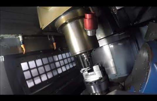 MATSUURA MAM 72-25 V 5-Axis Machining Centre
