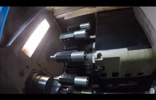 Tornio CNC NAKAMURA-TOME SC-300