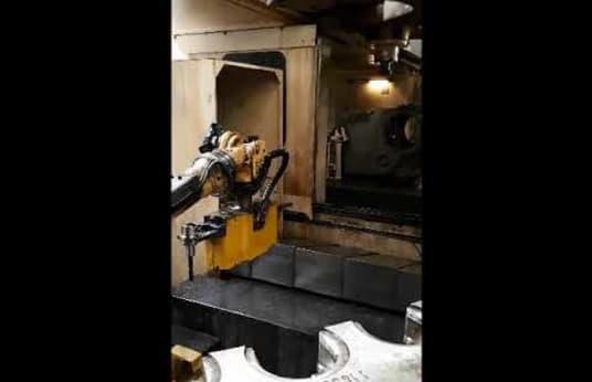 Centro de mecanizado FOREST LINE MAJORMILL 350 T PA