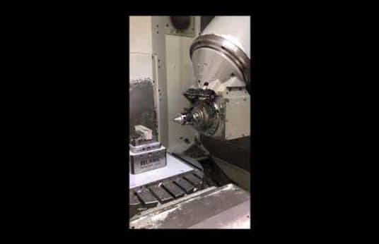 DMG DMU 80 P CNC univerzalna glodalica