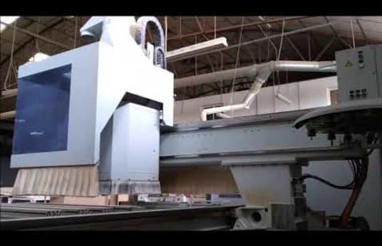 HOMAG PROFI BOF 211/71/F/K CNC Machining Centre