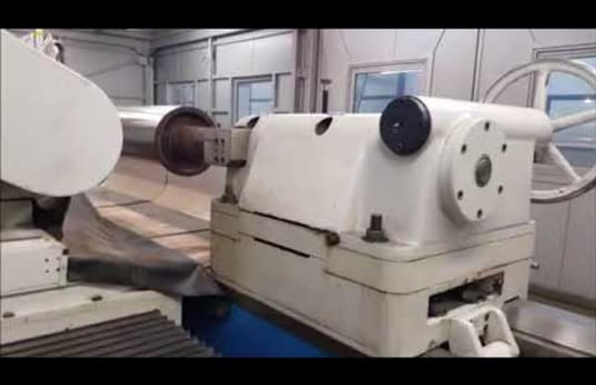 TOS BEV 950 Surface Grinding Machine