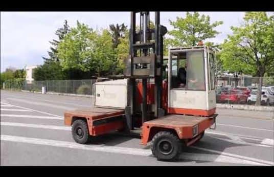FANTUZZI SF40L Diesel Sideloader