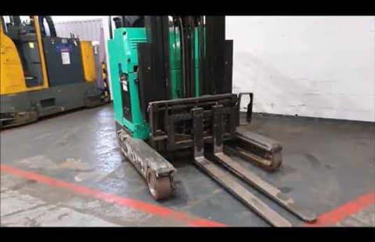 NYK FBRFW15 Electric Reach Truck