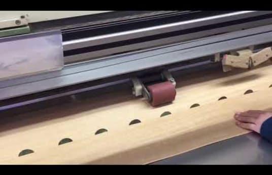 KUPER FW/Q 3600 Veneer Splicing Machine