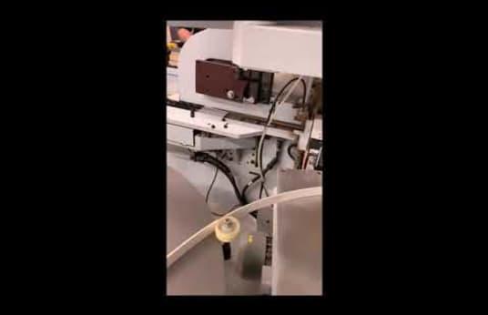 Кромкооблицовочный станок BRANDT KFD 550