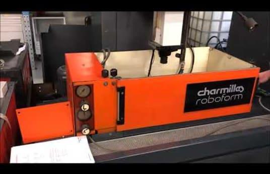 CHARMILLES ROBOFIL 4020 Wire Eroding Machine