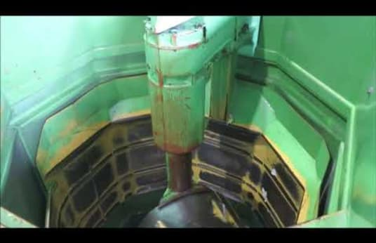 BERGMANN PS 8100-29 Paper / Trash Compactor
