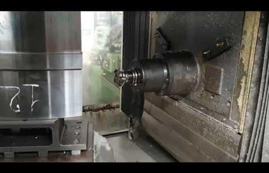 MIKRON HS-1 HCE 400 P Machining Centre