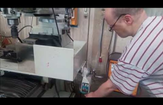 WAGNER/VOWA MFC 1270 Universal Multipurpose Milling Machine
