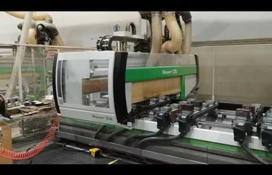 BIESSE ROVER C 6.50 EDGE CNC megmunkáló központ