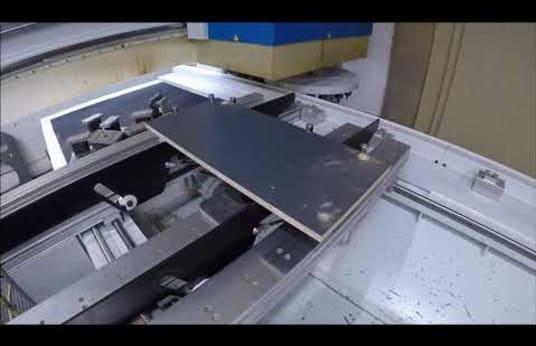 WEEKE OPTIMAT VENTURE 7 L CNC Machining Centre