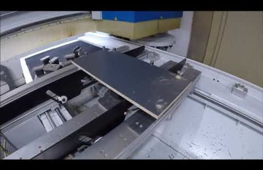 WEEKE OPTIMAT VENTURE 7 L CNC megmunkáló központ