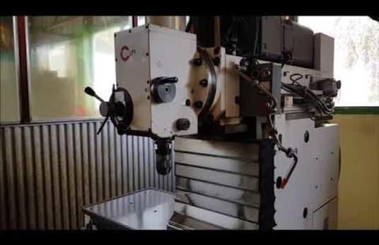 HERMLE UWF 1000 Toolroom Mill