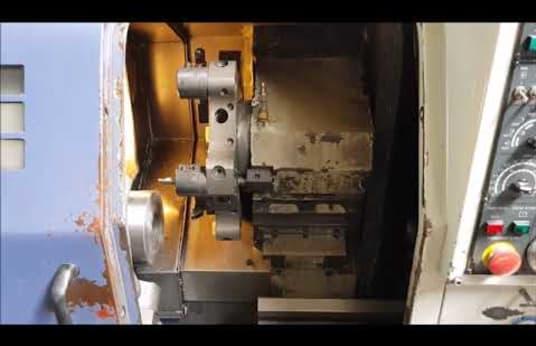 HWACHEON HI - ECO 10 CNC strug