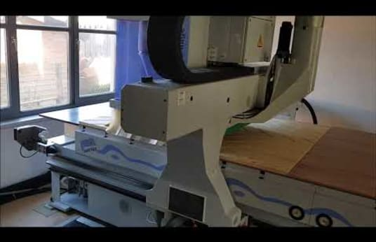 HOMAG OPTIMAT Vantage 36 L CNC Machining Centre