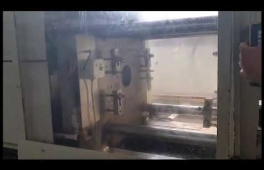 DEMAG D85 NCIII-K Plastic Injection Machine