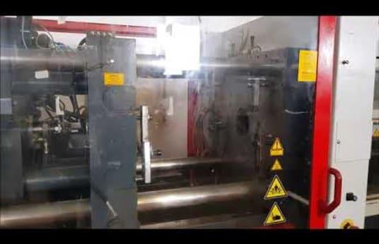 FERROMATIK MILACRON K 140 - S Spuitgietmachine voor kunststoffen