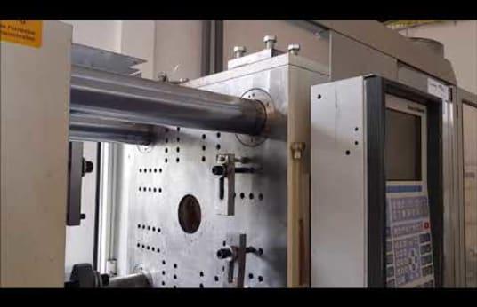 Mașină de formare prin injecție KRAUSS-MAFFEI KM 125 - 520 C 2