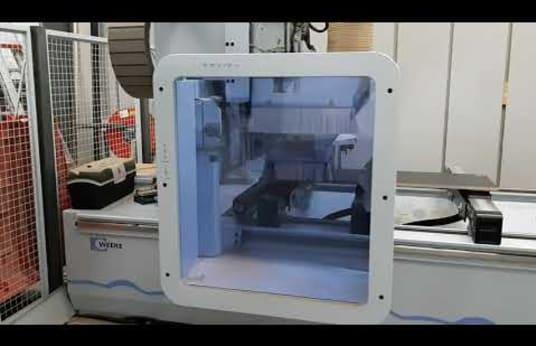 CNC İşleme Merkezi WEEKE BMG111 / Venture 108