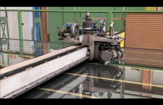 BOTTERO 543 LMT Glass Cutting Plant