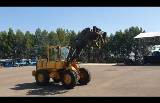 VOLVO L50D Wheel Loader