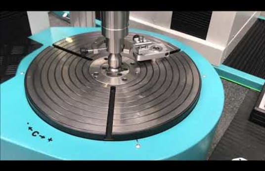 WENZEL WGT 600 Gear Measuring Machine