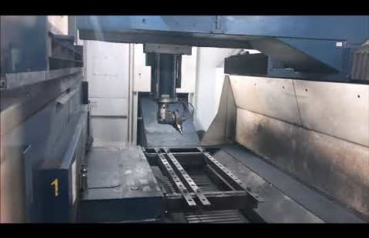 Stroj na rezanie laserom TRUMPF TruLaser Cell 8030 L60