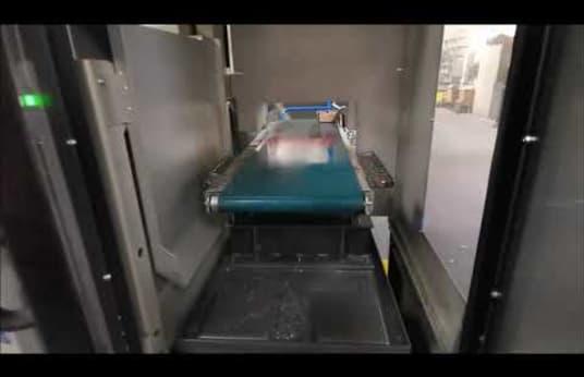 AMADA S 10 CNC-Präzisions-Drehzentrum