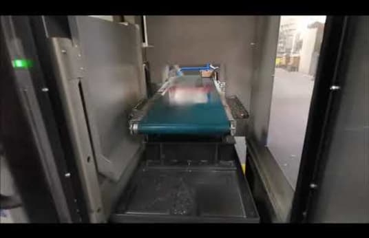 AMADA S 10 CNC Precision Turning Centre