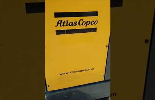 Wytwarzanie energii ATLAS COPCO QAS 30