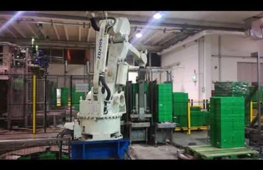 Robot industrial KAWASAKI ZD250