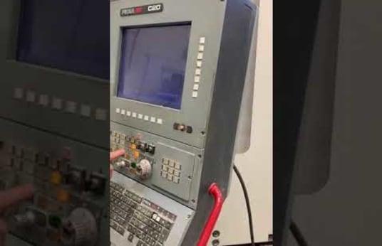 FIDIA D218/BSH 5-axis vertical machining center