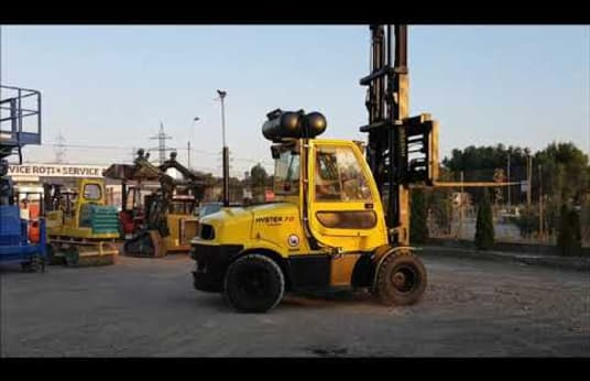 LPG Forklift HYSTER H 7.0FT