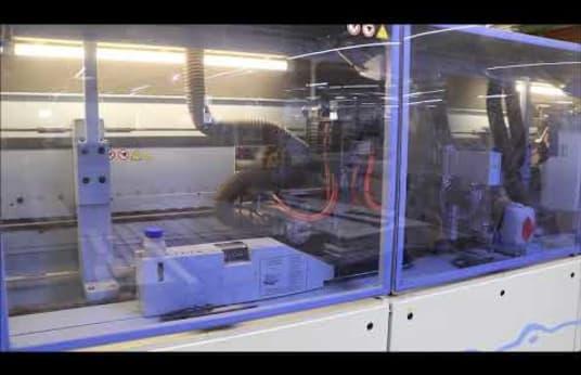 Mașină de aplicat cant HOMAG - LIGMATECH Profi KAL 330/8/A20 & ZHR 340/L/095