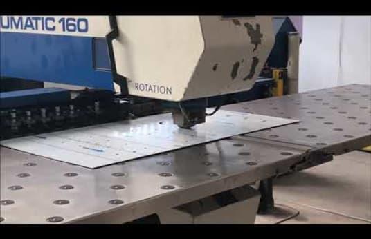 TRUMPF TRUMATIC TC 160 R Punching press