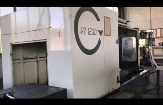 Вертикальный обрабатывающий центр WEMAS VZ 1200 MASTER