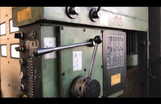 BULMAK PK 203 Column Drilling Machine