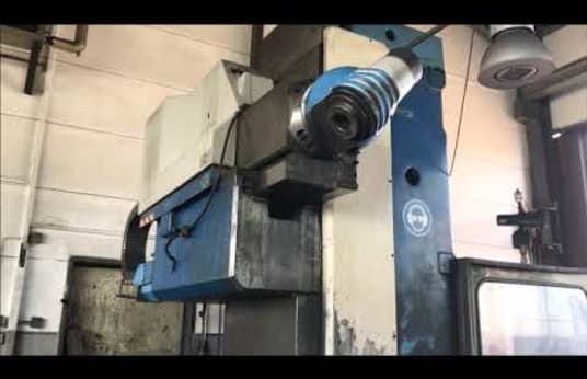 SORALUCE SORA 3 CNC Bed-Type Milling Machine