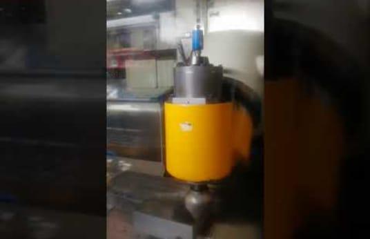 KEKEISEN PBF 2000/8 CNC Bettfräsmaschine