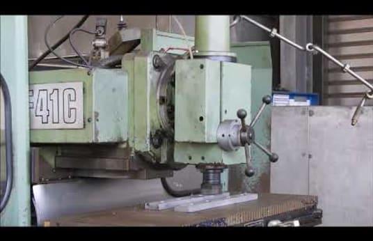 Mașină de frezat tip toolroom MIKRON WF 41 C CNC