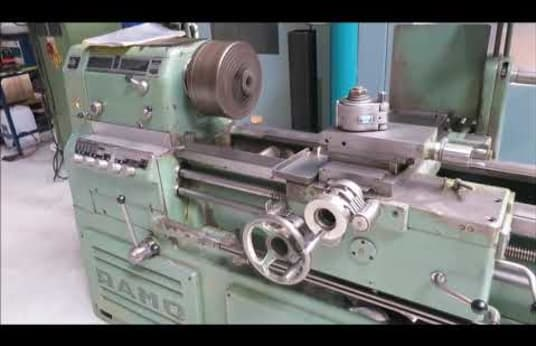 RAMO T 45 N Center lathe